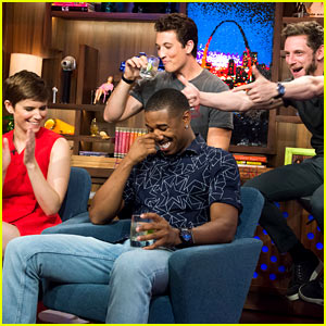 'Fantastic Four' Cast Reveals Who Gets Laid the Most!