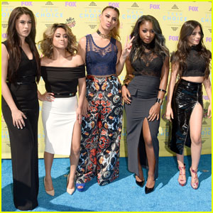 Fifth Harmony WINS Choice Summer Song at Teen Choice 2015!
