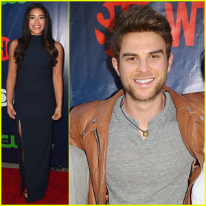 'Jane the Virgin' & 'Significant Mother' Casts Hit Up CW Party
