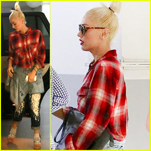 Gwen Stefani Steps Out for First Time Since Divorce News