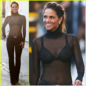 Halle Berry Believes There's Life on Other Planets