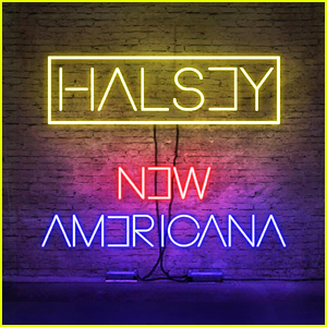 Halsey's 'New Americana' Is Our Pick for JJ Music Monday!