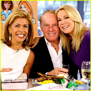 Hoda Kotb Tears Up While Discussing Frank Gifford's Death