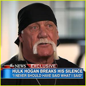 Hulk Hogan on N-Word Scandal: 'I Wanted to Kill Myself'