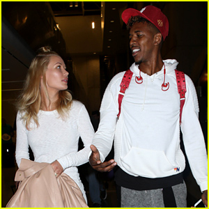 Iggy Azalea & Nick Young Fly Out of Town Together