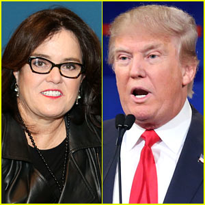 Is This Rosie O'Donnell's Response to Donald Trump's Jab?