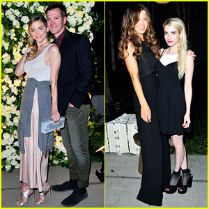 Jaime King Has Her First Big Night Out After Giving Birth!