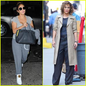 Jennifer Lopez: 'Clothes Are an Expression of the Music I Create'
