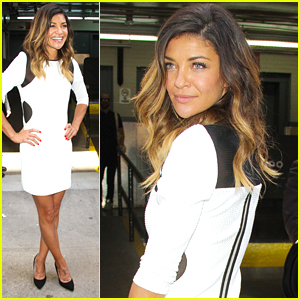 Jessica Szohr: 'Complications' Isn't A Medical Drama, It's A Crime Thriller