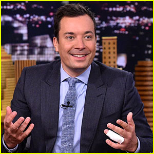 Jimmy Fallon Chips Tooth on Medicine Bottle for Injured Finger