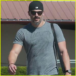 Joe Manganiello Dishes Out His Best Workout Advice