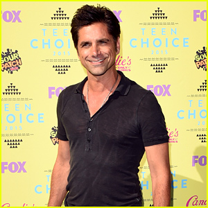 John Stamos Jokes That Josh Peck Will Play Uncle Jesse in the 'Full House' Lifetime Movie!