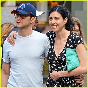 Joseph Gordon-Levitt Welcomes Baby Boy with Wife Tasha McCauley!