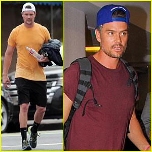 Josh Duhamel Is North Dakota 'Legendary'