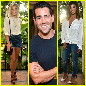 Julianne Hough Joins Jessica Szohr For The Kind Campaign Benefit