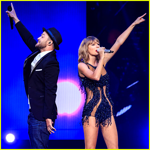 Taylor Swift Brings Out Justin Timberlake to Sing 'Mirrors' at 1989 World Tour - Watch Now!