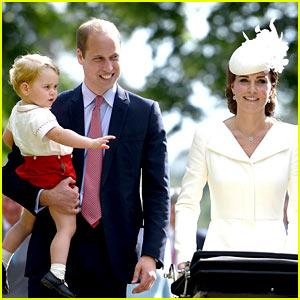 Kate Middleton & Prince William Slam Paparazzi Photos of Prince George