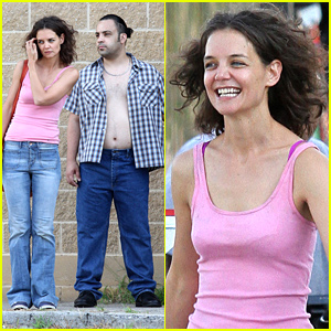 Katie Holmes Begins Production on Directorial Debut 'All We Had'!