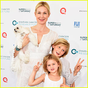 Kelly Rutherford Refuses to Send Her Kids Back to Monaco