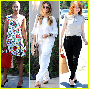 Kerry Washington, Bryce Dallas Howard & More Attend Day of Indulgence Party!
