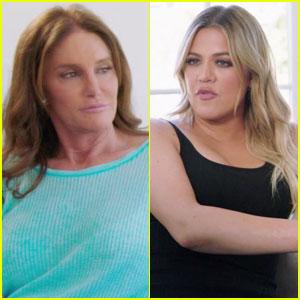 Khloe Kardashian Confronts Caitlyn Jenner in 'I Am Cait' Clip