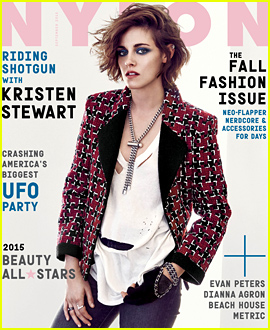 Kristen Stewart on Her Sexuality: I Don't Feel Like It Would Be True for Me to Say 'I'm Coming Out'