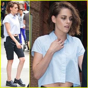 Kristen Stewart Wishes She'd 'Tear Sh-t up on the Dance Floor'