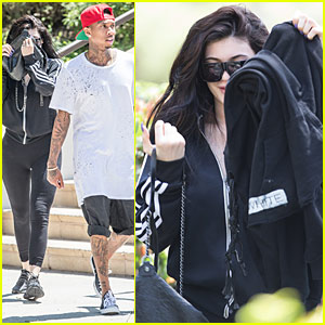 Kylie Jenner Loses Swimsuit Face Off Against Mom Kris
