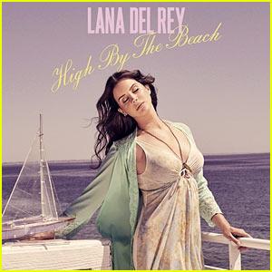 Lana Del Rey: 'High By the Beach' Full Song & Lyrics! (JJ Music Monday)