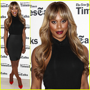 Laverne Cox: 'I'm Not Being Delusional About How Fabulous Or Amazing I Am'