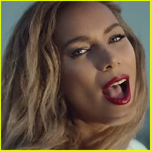 Leona Lewis Releases Music Video For 'Thunder'