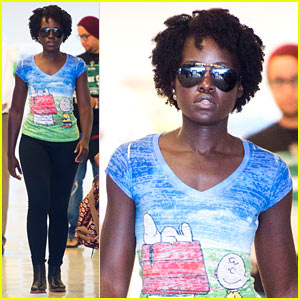 Lupita Nyong'o Really Wants to Be In a Comedy
