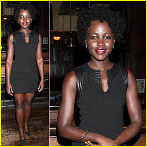 Lupita Nyong'o Reveals Her First Man Crush Monday Pick