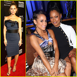 Maria Menounos & Dania Ramirez Hit Up the VMAs Parties