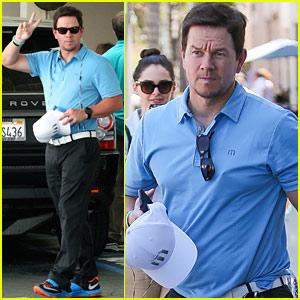 Mark Wahlberg Talks Business, Burgers & Bros