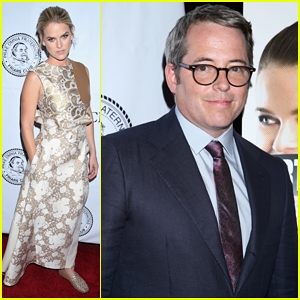 Matthew Broderick Says Actors Can Relate To 'Dirty Weekend' Secrets - Watch!