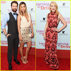 Matthew Morrison & Renee Puente Are 'Learning To Drive' In NYC!