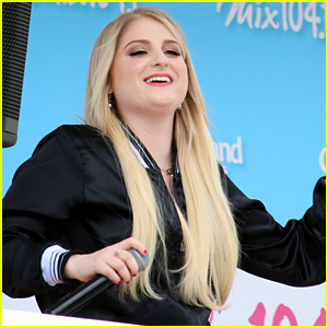 Meghan Trainor Heads Back To Cape Cod For Beach Concert Party