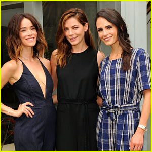 Michelle Monaghan, Abigail Spencer, & Jordana Brewster Put On Jumpsuits for a Good Cause!