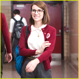 Emma Roberts Befriends Nat Wolff In Exclusive 'Ashby' Stills