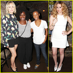 Natasha Lyonne Gets Support from 'OITNB' Girls at 'Sleeping With Other People' Screening!