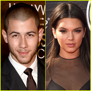 Nick Jonas Denies He's Dating Kendall Jenner