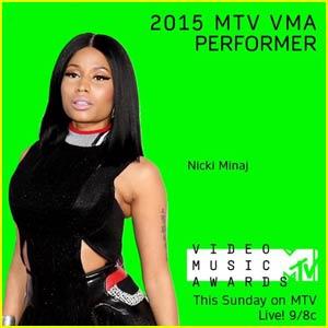 Nicki Minaj is Set to Open the MTV Video Music Awards 2015!