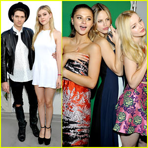 Nicola & Will Peltz Have a Siblings Night Out with 'Teen Vogue'