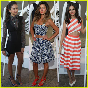 Nina Dobrev is Jessica Szohr's Woman Crush Wednesday