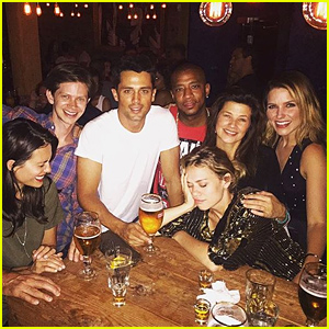 There Was a 'One Tree Hill' Reunion Over the Weekend!