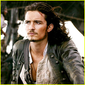 Orlando Bloom Returning to 'Pirates' Franchise as Will Turner