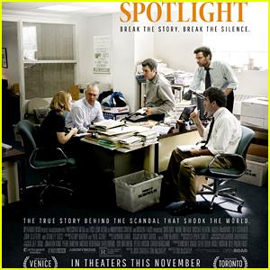 Rachel McAdams & Star-Studded 'Spotlight' Cast Featured on First Poster!