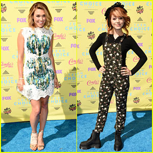 Rachel Platten & Lindsey Stirling Makes the Teen Choice Awards 2015 More Musical!
