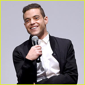 Rami Malek Reveals How He Films His 'Mr. Robot' Voice-overs